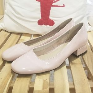 THE FLEXX blush punk shoes new w/o box